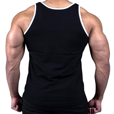 Men's Dreadlock Rasta Lion Headphones Tee White Trim Black Tank Top Small Black](Rasta Dreadlocks)