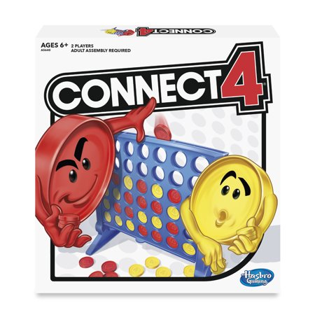 77701 Four (Connect 4 Game, games for kids ages 6 and up)