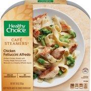 Healthy Choice Cafe Steamers Frozen Dinner, Chicken Fettuccini Alfredo, 10 Ounce