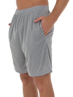 Athletic Works Men's Activewear Performance Rice Hole Mesh Short