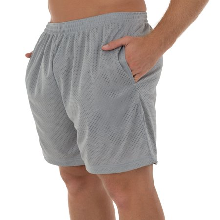 Athletic Works Men's Activewear Performance Rice Hole Mesh