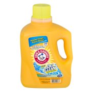 Arm & Hammer Laundry Detergent Clean Meadow 75 Loads, 131.25 FL OZ