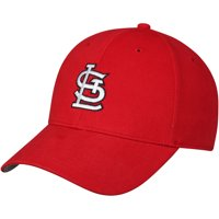 St. Louis Cardinals Fan Favorite Youth Basic Adjustable Hat - Red - OSFA