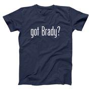 Got Brady Tom New England 2018 Patriots Small Navy Basic Men's T-Shirt