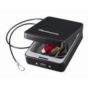 SentrySafe 0.05 cu. ft. Safe Box with Combination Lock, SG2370