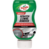 Turtle Wax Scratch and Swirl Remover, 11 Ounce