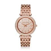 0aeb265bd73a Michael Kors Women s Darci Rose Gold-Tone Bracelet Watch