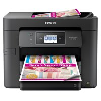 Epson WorkForce Pro WF-3733 All-in-One Wireless Color Printer with Copier, Scanner, Fax and Wi-Fi Direct