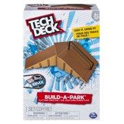 1dcbc019bff Tech Deck - Build-A-Park - Flat Ramp Grind Rail (Brown)