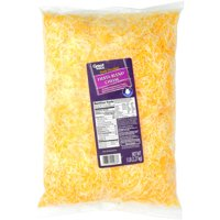 Great Value Finely Shredded Fiesta Blend Cheese, 80 Oz.