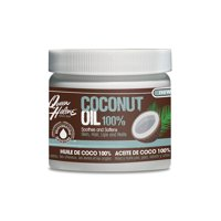 Queen Helene 100% Coconut Oil for Body, Hair, Lips and Nail, 10.75 Oz
