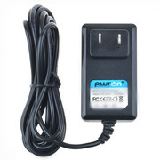 PwrON 6.6 FT Cable AC to DC Adapter For Brother PT-D210 PTD210 P-touch Printer Compact Label Maker Power Supply Cord