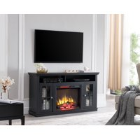 Bold Flame Monarch Fireplace TV Stand