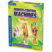 Remote-Control Machines: Animals
