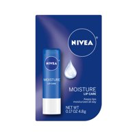 NIVEA Moisture Lip Care 0.17 oz. Carded Pack