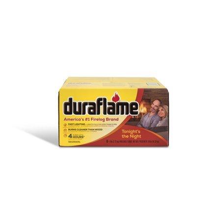 duraflame 6lb 4-hr Firelogs - 6 pk