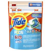 Tide PODS Ocean Mist Scent HE Turbo Liquid Detergent Pacs, 35 count