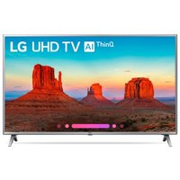 "Refurbished LG 50"" Class 4K HDR Smart LED AI UHD TV w/ThinQ - 50UK6500AUA"