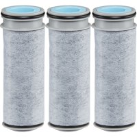 Brita Stream Water Filter, Stream Pitcher Replacement Water Filter, BPA Free - 3 ct