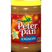 Peter Pan Crunchy Peanut Butter, 40 Ounce