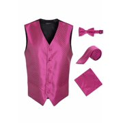 Ferrecci Mens 300 Diamond Vest Set