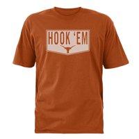 Men's Texas Orange Texas Longhorns Raw Hide T-Shirt
