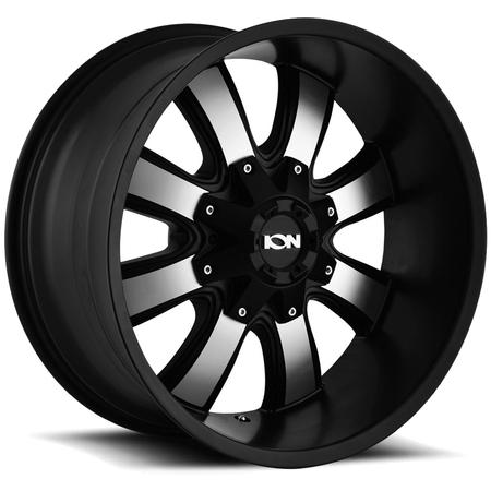 18x9 Replica Wheel (Ion 189 18x9 5x4.5