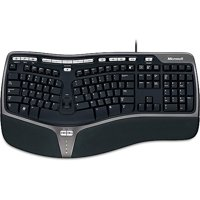 Microsoft Natural Ergonomic Keyboard 4000 for Business - keyboard - English - North America