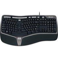 Microsoft Natural Ergonomic Keyboard 4000 for Business - keyboard - English - North America