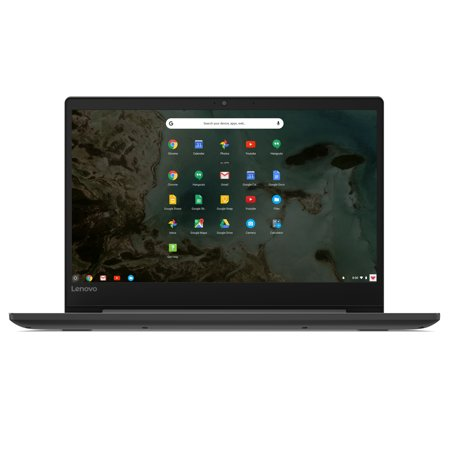 "Lenovo Chromebook S330 14.0"" Notebook, Chrome OS, MediaTek MT8173c Quad-core processor, 4GB Memory, 32GB EMMc SSD Storage - Business Black"