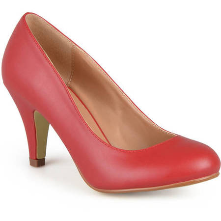 Women's Matte Finish Classic Pumps - Disney Snow White Shoes