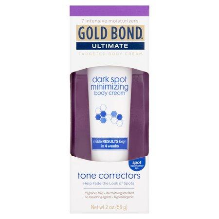 GOLD BOND® Ultimate Dark Spot Minimizing Targeted Body Cream (Gold Day Cream)