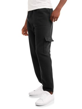 Men's Cargo Pocket Fleece Sweatpant
