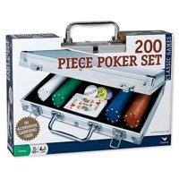 200pc Poker Set