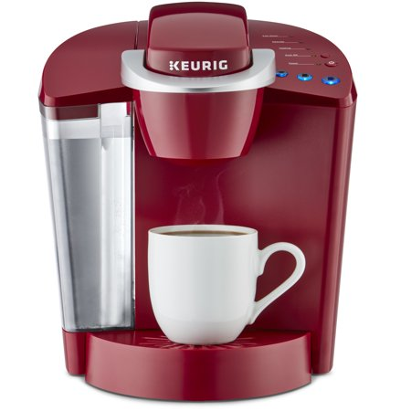 Keurig K-Classic K50 Single Serve, K-Cup Pod Coffee Maker, Rhubarb
