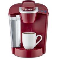 Keurig K-Classic K50 Single Serve, K-Cup Pod Coffee Maker, Rhubarb