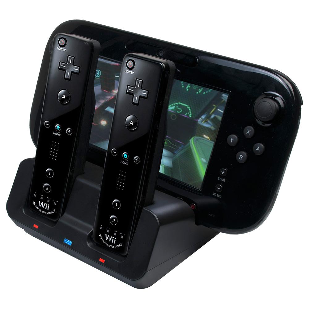 Wii U Gamepad Controllers