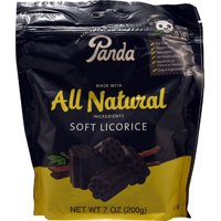 Panda, All Natural Soft Licorice, 7 Oz