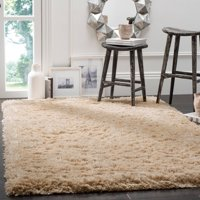 Safavieh Polar Abbot Solid Plush Shag Area Rug or Runner