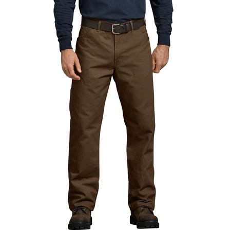 Dickies Men's Relaxed Fit Duck Carpenter Jean (Carpenter Pant)