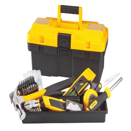 STANLEY STHT81199 167-Piece Home Repair Mixed Tool Set ()