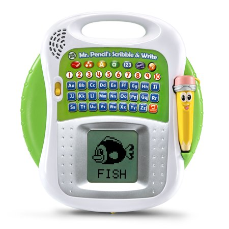 LeapFrog Mr. Pencil's Scribble & (Best Leapfrog Enterprises Toddler Toys For Girls)