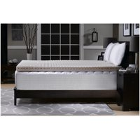 Beautyrest 2.5 inch Geo-Matt Foam Mattress Topper in Multiple Sizes