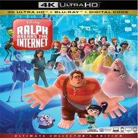Ralph Breaks The Internet (4K Ultra HD + Blu-ray + Digital Copy)