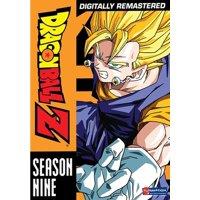 Dragon Ball Z: Season 9 (DVD)
