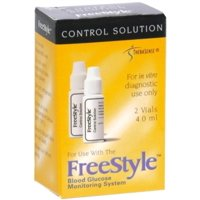 FreeStyle Control Solution 2 Each