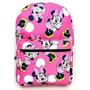 2e76da5e308 Backpack - Disney - Minnie Mouse - Pink All Over New 100308
