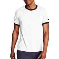 Champion Mens Classic Jersey Ringer T-Shirt Deals