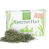 Small Pet Select 2nd Cutting Timothy Hay Pet Food, 12-Pound
