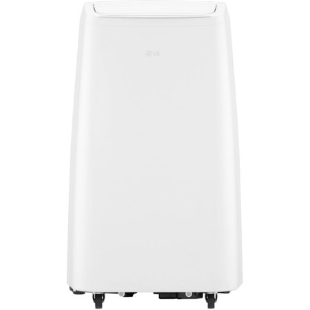 - LG 10,000 BTU 115-Volt Portable Air Conditioner with Remote, Factory Reconditioned